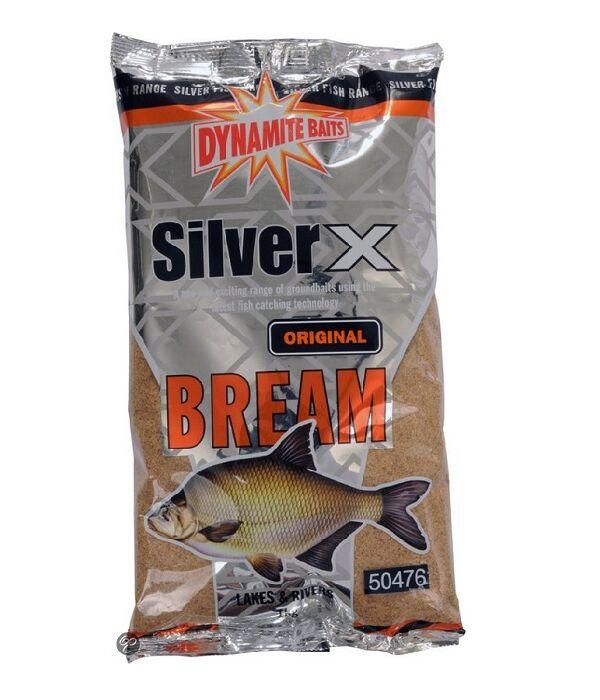 d silver x bream