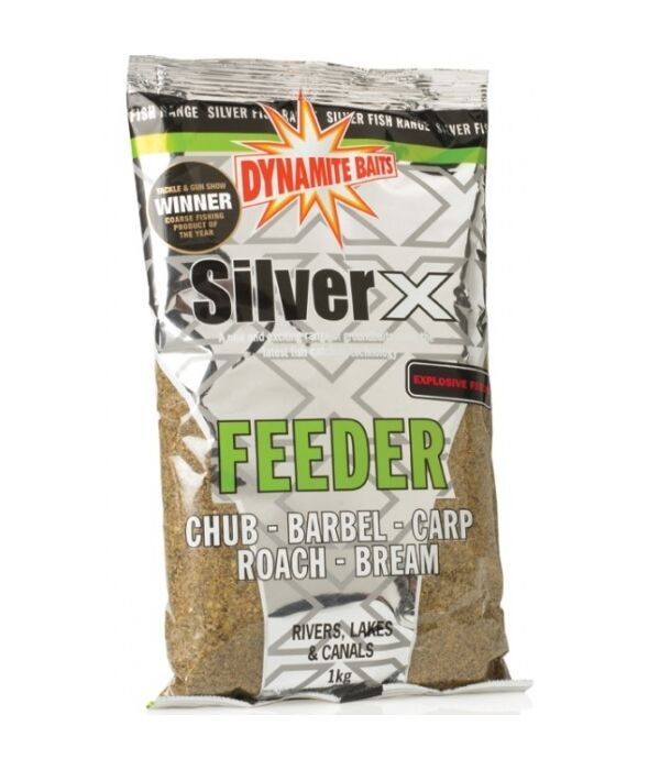 d silver x feeder explosive