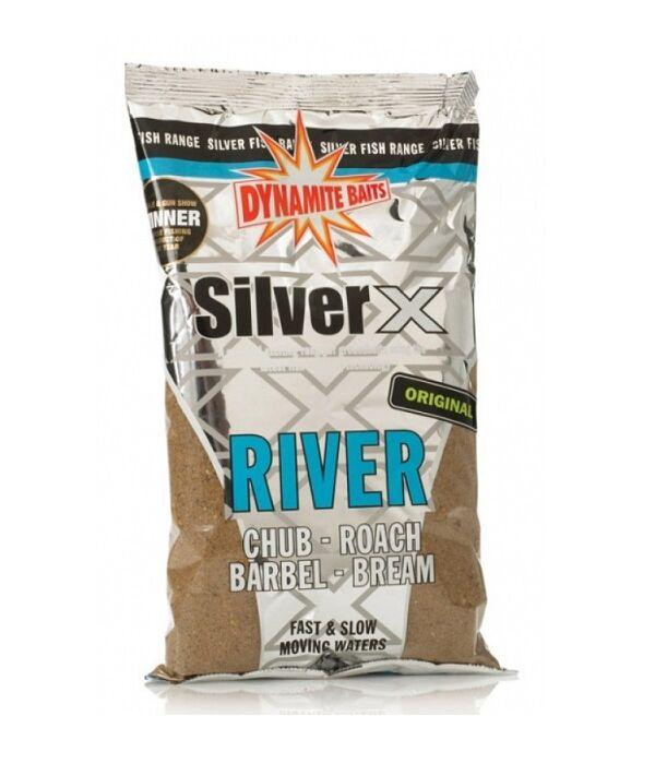 d silver x river