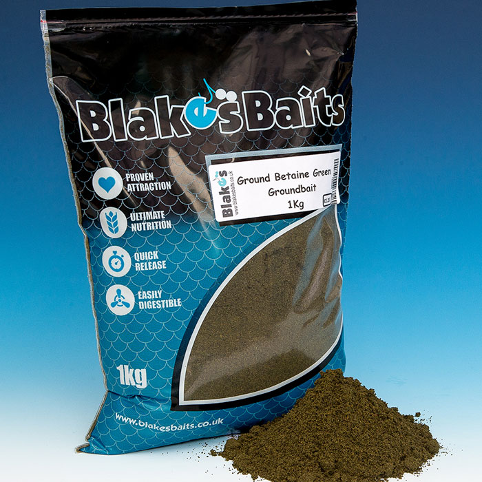 ground betaine green groundbait