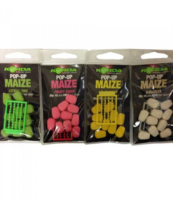 k pop up maize
