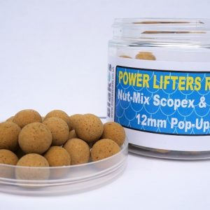 power lifer nut tan