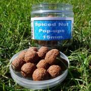 b spiced nut pop