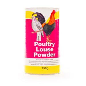 poultry battle louse powder