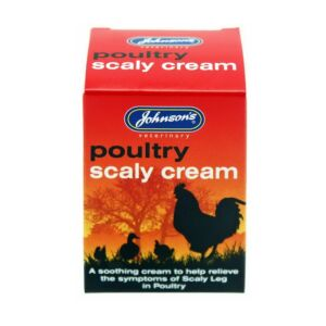 poultry scaly cream