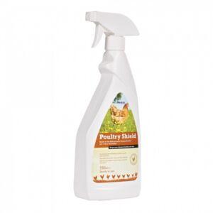 poultry shield spray