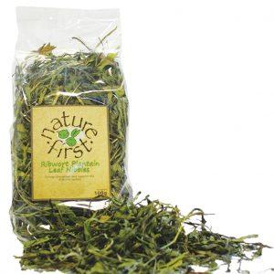 happy-pet-nibbles_ribwort_plantain_leaf_100g