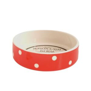 mason-and-cash-cat-bowl-red-dot