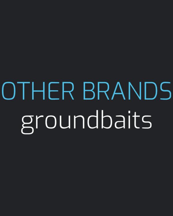 Groundbaits